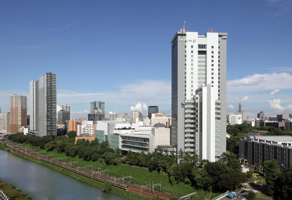 法政大学(東京12大学出典)